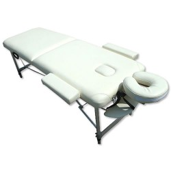 Table de massage aluminium...