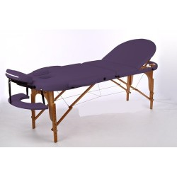 Table de massage Ovale Reikki de marque Kingpower